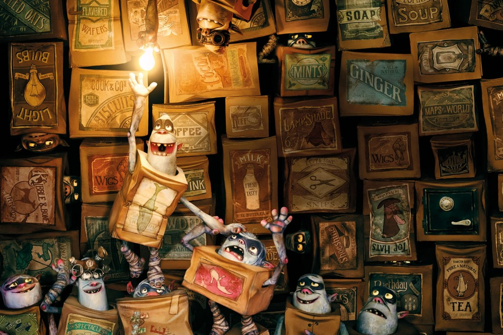 BoxTrolls at Riverfront Arts Centre
