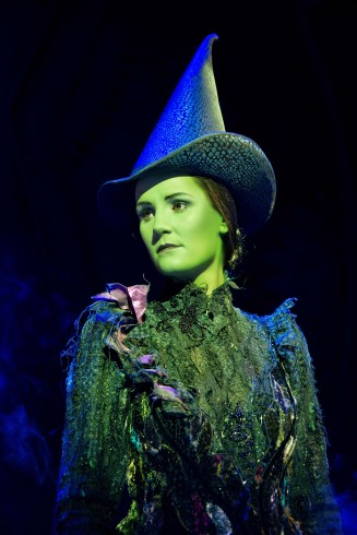 Wicked UK & Ireland Tour_Nikki-Davis Jones (Elphaba)_Credit Matt Crockett_7241